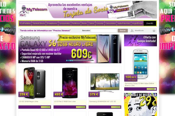 tienda de informatica online